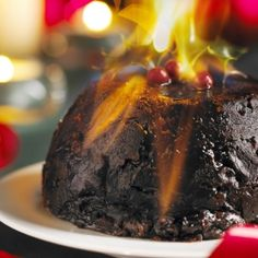 Christmas Pudding: Recipe  Instructions