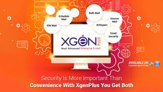 Security Is More Important Than Convenience With XgenPlus You Get Both. Blog, Enterprise Application Integration, Blogging