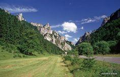 Vrátna valley (Malá Fatra Mts.) - Vratna dolina