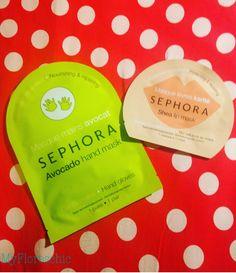 Maschere mani e labbra made by Sephora. -  #mask  #skincare