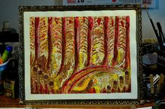 Paintings, Ethnic Recipes, Art, Black Forest, Art Background, Paint, Painting Art, Kunst, Performing Arts