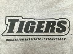 The RIT Men's soccer team recently hosted an elite soccer camp where all participants received this commemorative t-shirt!  #design #custom #graphicdesign #embroidery #screenprinting #tshirt #apparel #artwork #soccer #rochester #newyork #camp #art #college #RIT #tigers