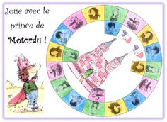Jouer avec le prince de Motordu Chateau Moyen Age, Trivial Pursuit, France, Teaching French, Kindergarten, Back To School, Teacher, Classroom, Activities