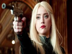 Amber Heard In 3 Days to Kill