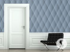 Swag Paper Removable wall paper.  Accent wall over fireplace.