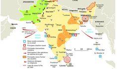 L'Inde menacée du dehors et du dedans, par Philippe Rekacewicz (Le Monde diplomatique, novembre 2009)