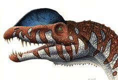 Dilophosaurus by EsthervanHulsen on deviantART