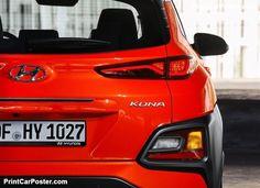 Hyundai un Kona N musclé serait en phase de test Car Posters, Poster Poster, Mousepad, Canada