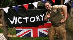 Wartime Farm (BBC2), the latest historical re-enactment from Ruth Goodman, Alex Langlands and Peter Ginn, the team that previously gave us Victorian Farm and Edwardian Farm.
