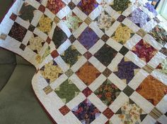 Thanksgiving Quilt, Quilt's learn thro Craftsy if Fun and you know it will be a good chance to get finished!!
