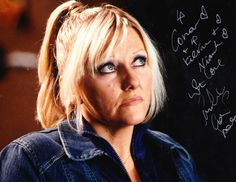 Jackie Tyler: I wanted to jump into the tv screen and choke her sometimes............ Literally