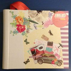 PHOTO / SCRAPBOOKING HOLIDAY ALBUM Pockets Pages Scrapbook in Crafts, Cardmaking & Scrapbooking, Albums   eBay