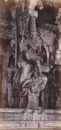 Rare Old Photos Of Meenakshi Amman Temple, Madurai, Tamil Nadu, India - MERE PIX
