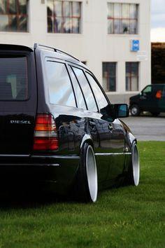Mercedes Benz W124 Estate