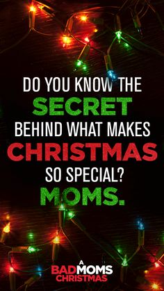 You know that Christmas magic? Yea, you're welcome -moms everywhere. | Click VISIT to get tickets now! | A Bad Moms Christmas | In Theaters November 1