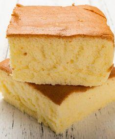 Types Of Sponge Cake, Sponge Cake Recipes, Types Of Cakes, Vanilla Sponge Cake, Egg Cake, Kinds Of Desserts, Cake Toppings, Creative Cakes, Cake Pans