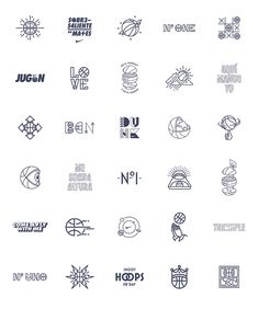 World Basketball Festival on Behance by Vasava
