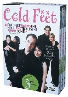 Cold Feet - Just found this series on Hulu. It's older, late 90's - 2003 but its SO good. Hilarious and heartbreaking.