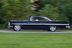 1959 Chevrolet Impala In Motion
