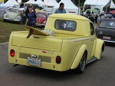 Nice Custom Beetle Pick-Up
