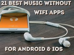 21 Best music without wifi apps for Android & iOS | Free apps for android,  IOS, Windows and Mac | Free music apps, Music download apps, Free music  download app
