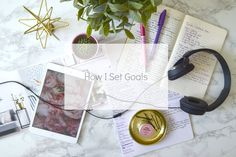 How do you set goals? I've shared my process on the blog.