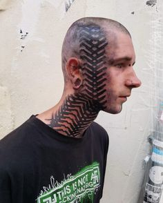 Worst Face Tattoos: The Most Regrettable Face Tattoos of All Time Bad Face Tattoos, Terrible Tattoos, Facial Tattoos, Funny Tattoos, Sexy Tattoos, Life Tattoos, Body Art Tattoos, Cool Tattoos, Funniest Tattoos