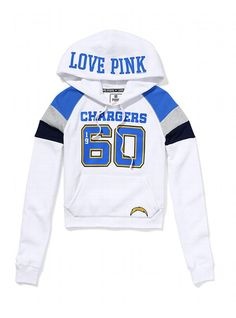 It's That Time of Year!!!!  Victoria's Secret PINK® San Diego Chargers Shrunken Pullover Hoodie #VictoriasSecret http://www.victoriassecret.com/pink/san-diego-chargers/san-diego-chargers-shrunken-pullover-hoodie-victorias-secret-pink?ProductID=73582=OLS?cm_mmc=pinterest-_-product-_-x-_-x