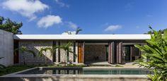 Imagem 1 de 27 da galeria de Residência JA Cholul / Taller Estilo Arquitectura. Fotografia de David Cervera