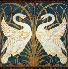 famous swan paintings - Google-søk