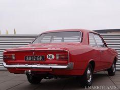 Opel Rekord 1900 - 1969