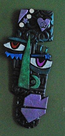 Artsonia Art Museum :: Artwork by Ceramics Projects, Clay Projects, Kimmy Cantrell, Cubist Sculpture, Cubist Portraits, Art Visage, Muse Art, Art Lesson Plans, Teaching Art