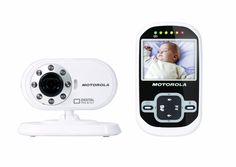 Motorola Wireless Video Baby Monitor - momma in flip flops Time Lapse Camera, Baby Gallery, October Baby, Remote Camera, Baby Health, Baby Monitor, News Website, Baby Safety, Health And Safety