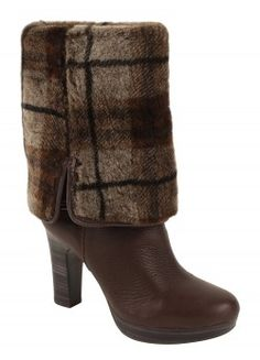 UGG® Australia Women's Savoie Boots in Stout/Plaid