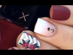 Nail Art Trick ♚ Nail Art Compilation 52 ♚ Instagram 2015 - YouTube