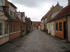 Old Town in Odense by abourdeu, via Flickr