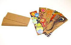 DIY Bookmarks, Krafty bookmarks, kraft bookmarks, craft bookmarks