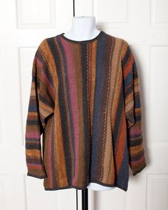 A personal favorite from my Etsy shop https://www.etsy.com/listing/221691540/90s-mens-oversized-sweater-concrete-mix