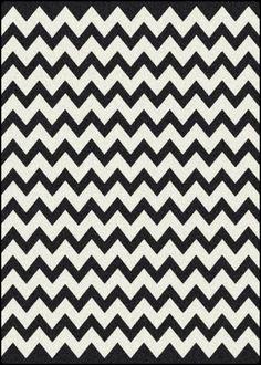 chevron zigzag rug