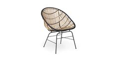 Luna Lounge Chair - Lounge Chairs - Article | Modern, Mid-Century and Scandinavian Furniture