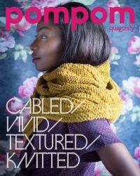 OneSheepishGirl is giving away an issue of pompom quarterly magazine!