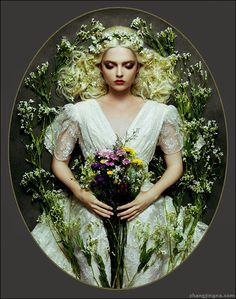 zemotion | Zhang Jingna Photography Blog | New York | Art | Fashion: Motherland Chronicles #21 - Her Resting Place