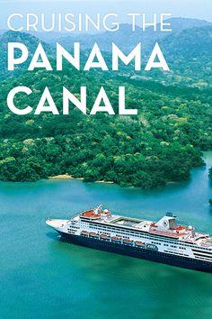 Traversing the Panama Canal - #iTravelBetter