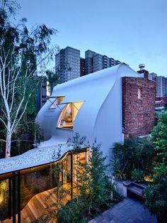 King Bill By Austin Maynard Architects Livegreenblog Melbourne House World Architecture Festival Architecture