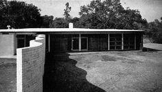 Case Study House #2 / Sumner Spaulding and John Rex / 1947 / Extant