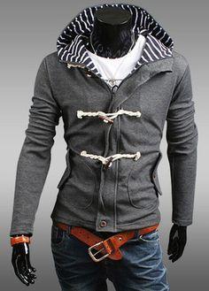 Casual Long Sleeve Sweatshirt with Striped Hat – teeteecee - fashion in style