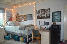 Framingham State University dorm room