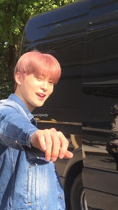 """""""c'mon babe! Grab my hand! Hurry up."""" You were holding hands and start to get in the car to go Jaehyun's house"""