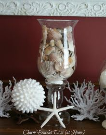 Charm Bracelet Diva {at Home}: More Beach Decor: DIY Pottery Barn Faux Coral