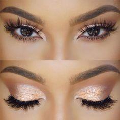 Soft Eye Makeup Wedding Makeup Soft eye makeup & weiches augen make-up & maquillage des yeux Natural Eye Makeup, Eye Makeup Tips, Smokey Eye Makeup, Skin Makeup, Makeup Hacks, Beauty Makeup, Beauty Tips, Makeup Tutorials, Natural Beauty